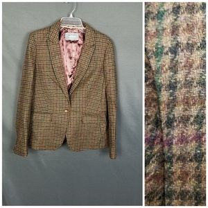 5 for $25 Johnston & Murphy Large 100% Wool Blazer
